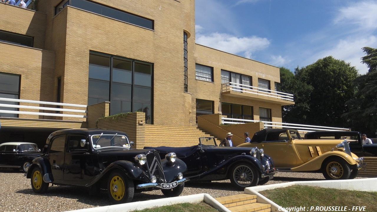 1° Villa Cavrois Rétro 2019