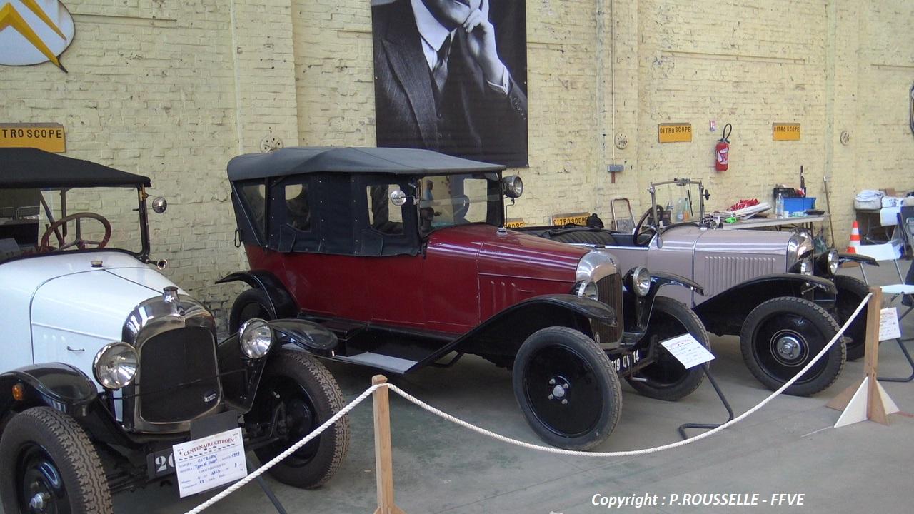 100 ans Citroen à Seclin