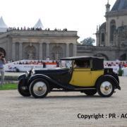 1928 - Bugatti 40 Fiacre Lidia Bugatti