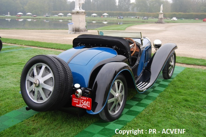 1933 - Bugatti 55 Supersport - Collection Collier