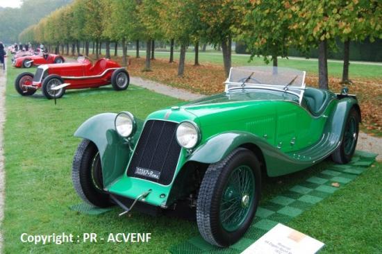 1934 - Maserati V4 Zagato Sport Spider