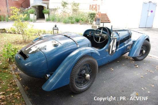 1935 - Delahaye 13S Le Mans