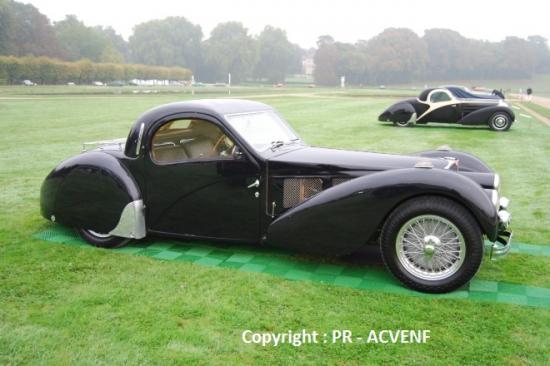 1937 - Bugatti 57S Atalante Earl Howe