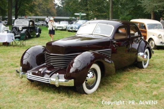 1938 - Cord 810 Berline