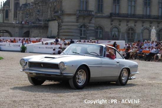 1960 - Ferrari 250GT SWB Bertone