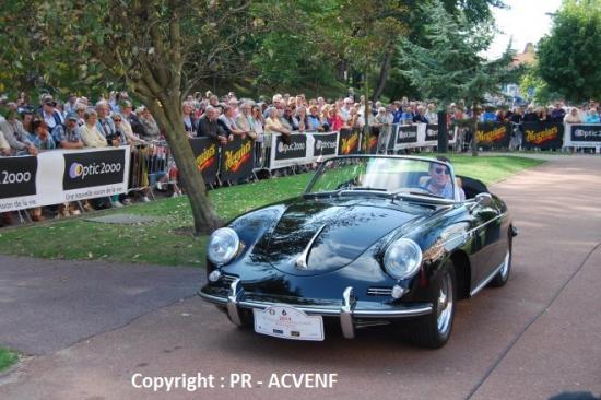 1960 - Porsche 356 Roadster