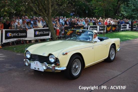 1968 - Triumph TR5
