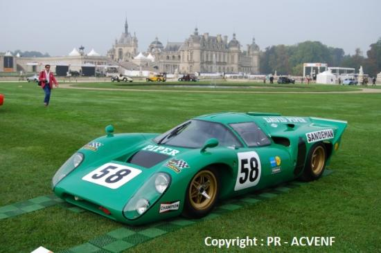 1969 - Lola T70 MKIII