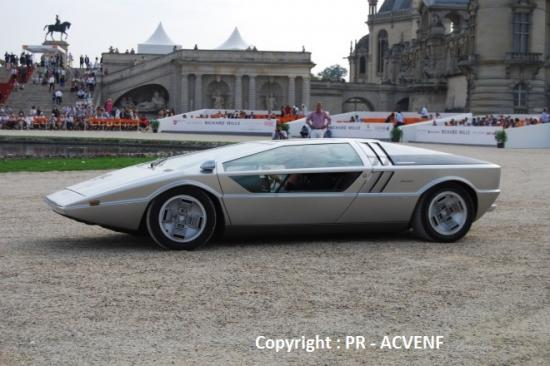 1972 - Maserati Boomerang