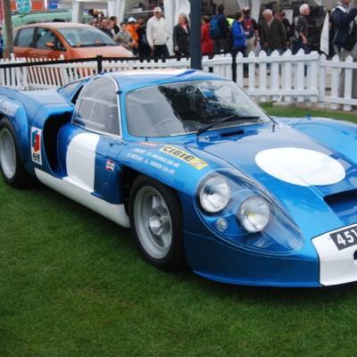 Alpine Le Mans
