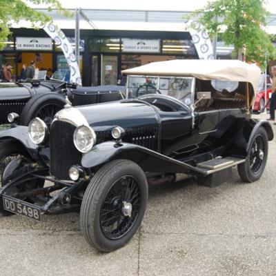 Bentley 3 litres