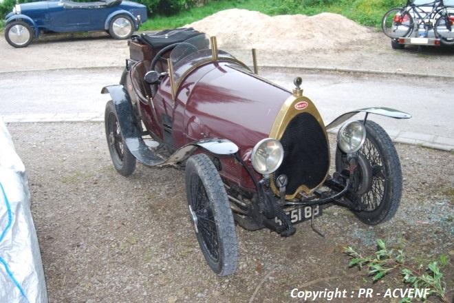 Bugatti 23 Brescia 1920