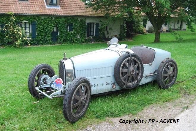 Bugatti 35 Gd Prix Lyon 1924
