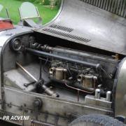 Bugatti 35 - Moteur