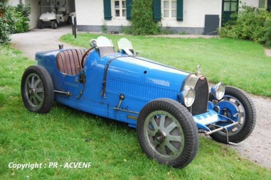 Bugatti 35B à compresseur