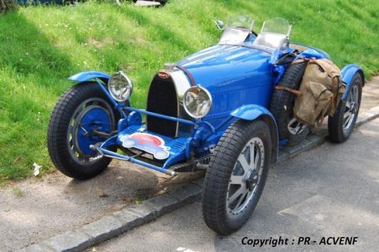 Bugatti 37 à Compresseur