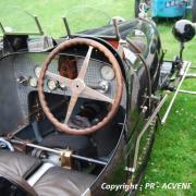 Bugatti 37 - Tableau de bord