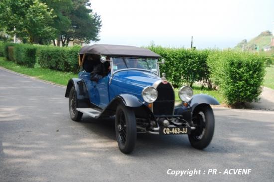 Bugatti 40 Tourer 1928