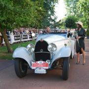 Bugatti 49 Roadster 1933
