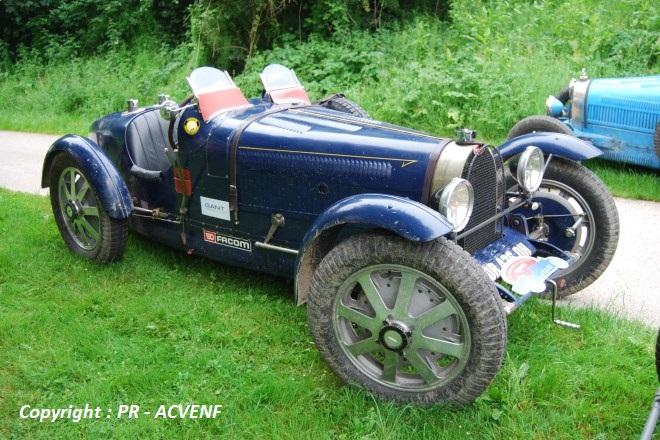 Bugatti 51 à compresseur