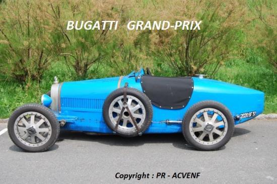 Bugatti Gd Prix - Profil