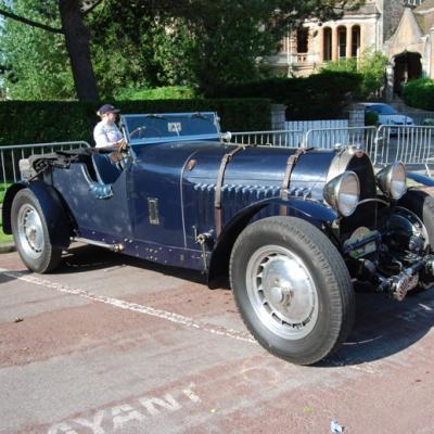 Bugatti Type 50 Le Mans