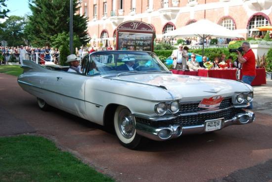 Cadillac S62 Eldorado 1959 : Prix FFVE