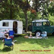Camping improvisé au RAUCCA