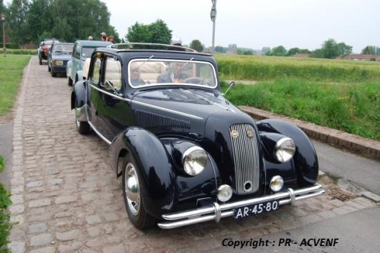 Citroen 15-6 Splendilux découvrable 1948