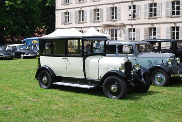 Citroen B14F 1927: la plus ancienne du plateau