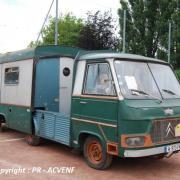 Citroen HY Currus & cellule camping-Car