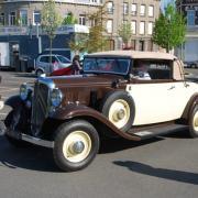 Citroen Rosalie 10cv cabriolet 1933