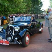 Citroen Traction 7C cabriolet 1936