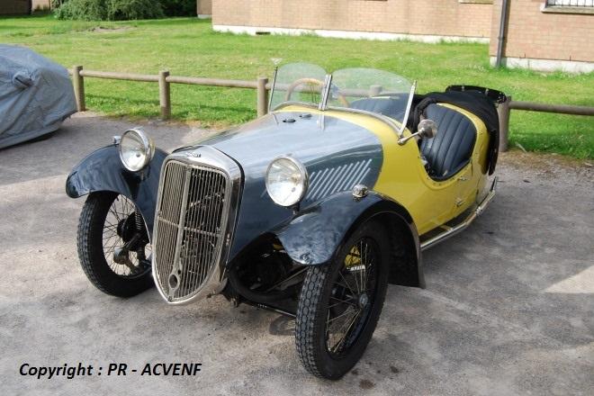 Darmont aéroluxe 1935
