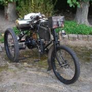 De Dion Bouton Tricycle