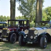 Delage DE & Rolls Continental