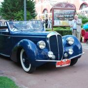Delahaye 135 Cabriolet Pennock 1947