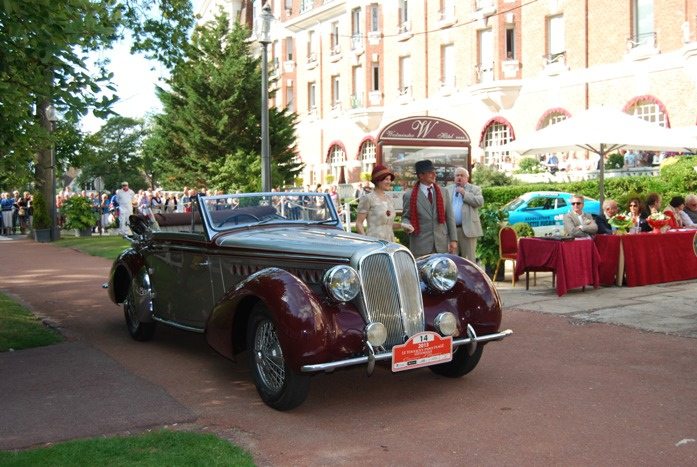Delahaye 135M Chapron 1939: Grand Prix Excellence