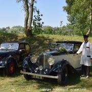 Eclectisme au RAAAF - Bentley & Peugeot 202