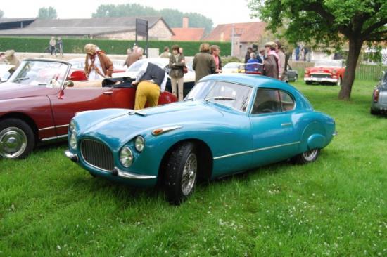 Fiat 8V dite Otto Vu