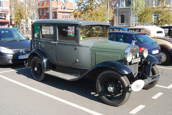Ford AF berline 1929
