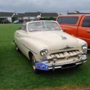 Ford Vedette cabriolet