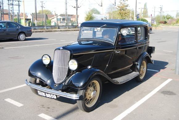Ford Y 1932