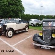 Ford Y & Citroen B14
