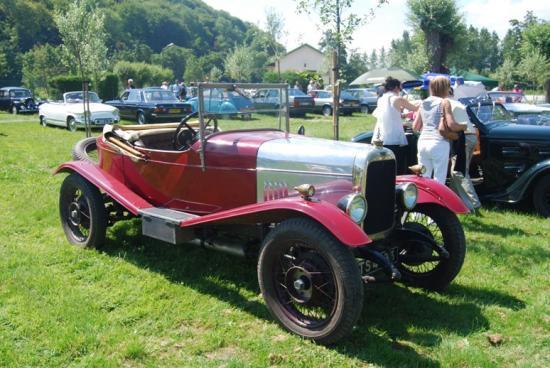 Alvis des premières années 20