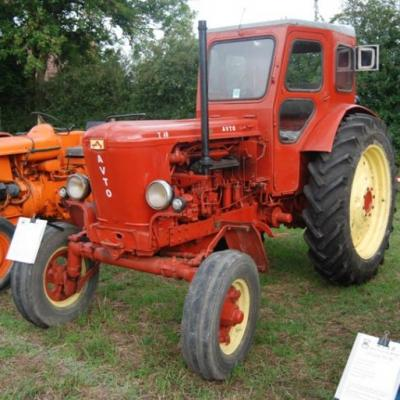 AVTO T40 1961 fabriqué à Moscou