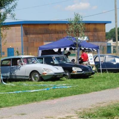 10° Pique nique annuel des clubs : 3 Juillet 2011