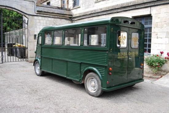 Minibus d'Hôtel