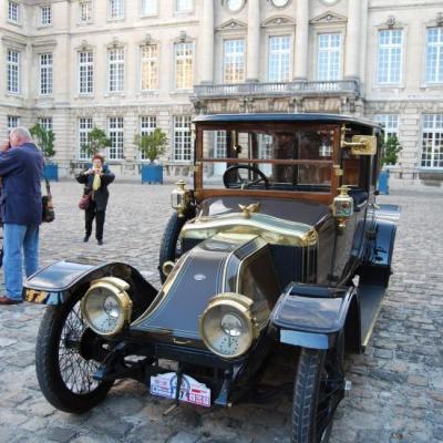 Rallye des ancêtres à Compiègne