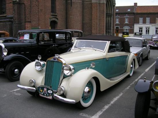 Delage D6-70 cabriolet
